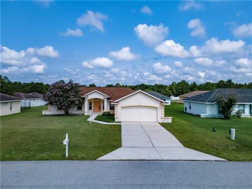 Photo of 8521 SW 133RD LANE ROAD, OCALA, FL 34473 (MLS # OM624368)
