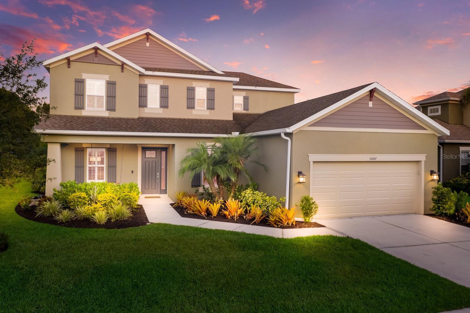 5847 PALMER RANCH PARKWAY, Sarasota, FL 34238 - #: A4502368