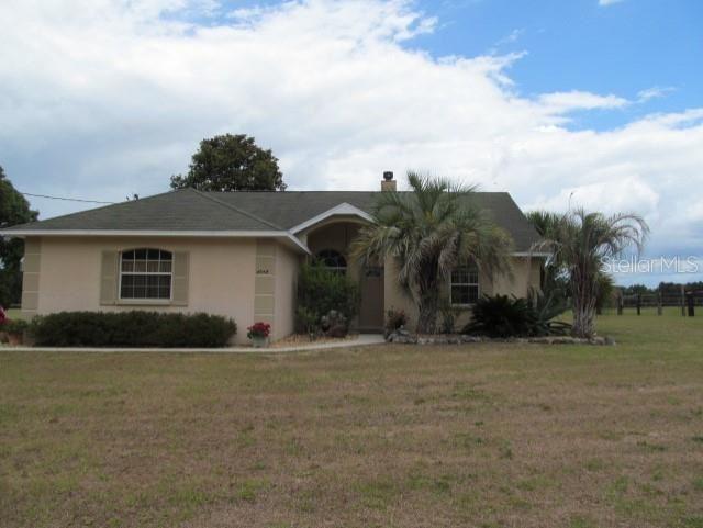 Photo for 4544 NE 105TH PLACE, ANTHONY, FL 32617 (MLS # OM621368)