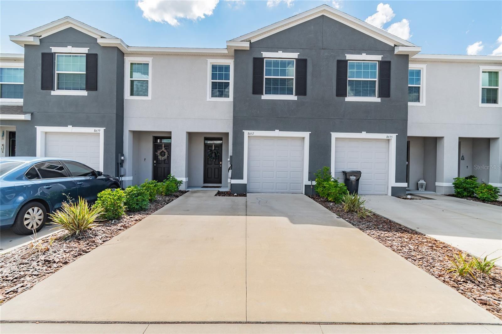 8657 FALLING BLUE PLACE, Riverview, FL 33578 - #: T3335369