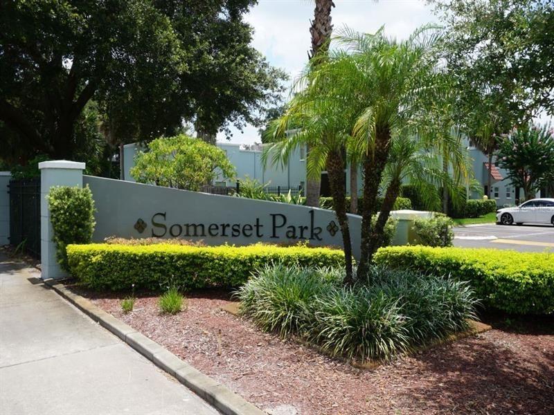 2812 SOMERSET PARK DRIVE #103, Tampa, FL 33613 - MLS#: U8098369