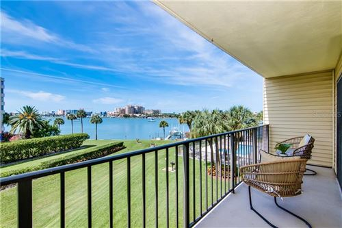 Photo of 650 ISLAND WAY #307, CLEARWATER, FL 33767 (MLS # U8072370)