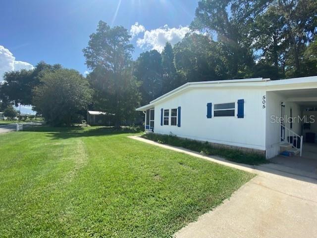 505 SANDALWOOD LANE, Wildwood, FL 34785 - #: G5044370
