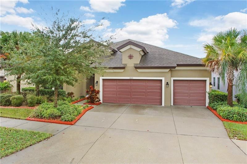 13821 MOONSTONE CANYON DRIVE, Riverview, FL 33579 - #: T3216370