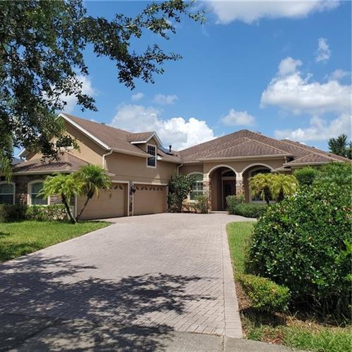Photo of 3819 YAMALA COURT, ORLANDO, FL 32826 (MLS # O5878371)