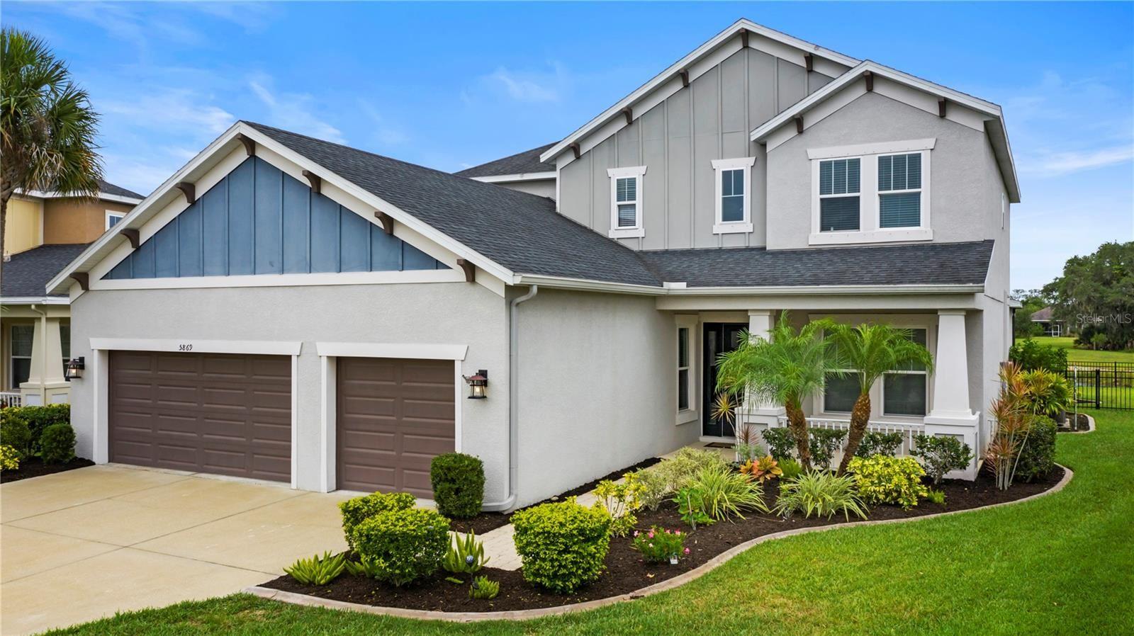 5869 PALMER RANCH PARKWAY, Sarasota, FL 34238 - #: A4504371