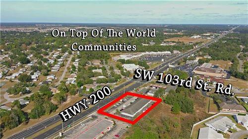 Photo of 8720 SW HWY 200, OCALA, FL 34476 (MLS # OM612372)
