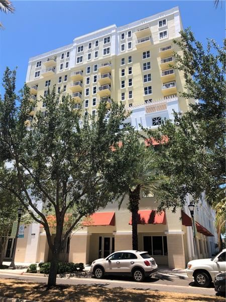 628 CLEVELAND STREET #606, Clearwater, FL 33755 - #: U8088372