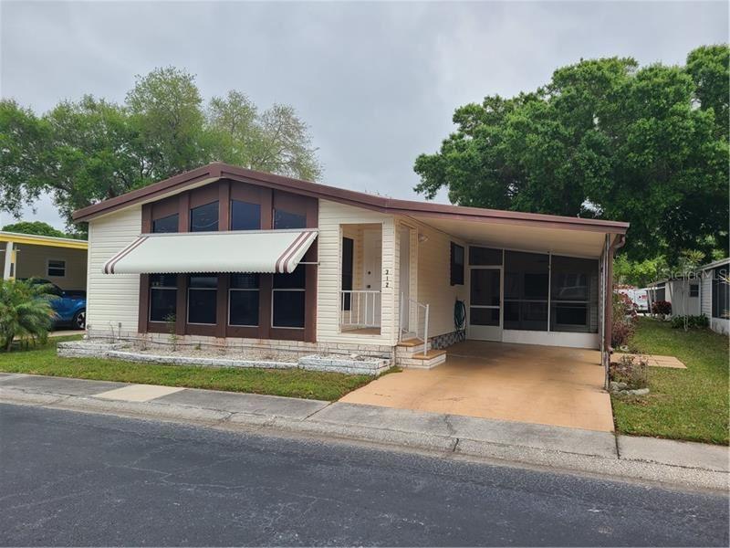 12100 SEMINOLE BOULEVARD #312, Seminole, FL 33778 - MLS#: U8117372