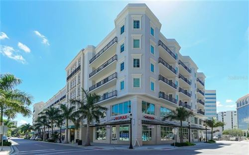 Photo of 1500 STATE STREET #605, SARASOTA, FL 34236 (MLS # A4458373)