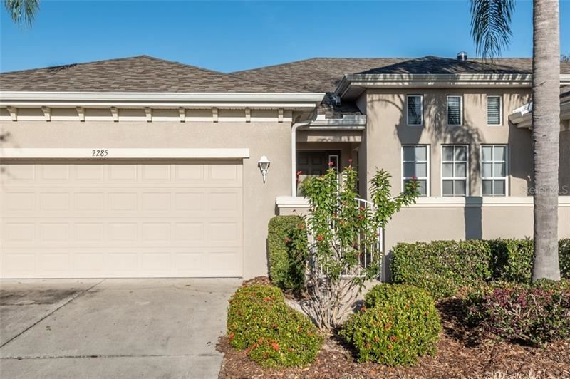 2285 SIFIELD GREENS WAY #2285, Sun City Center, FL 33573 - #: T3285373