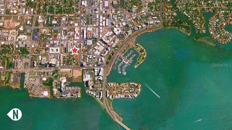 Photo of 332 COCOANUT AVENUE #407, SARASOTA, FL 34236 (MLS # N6110375)