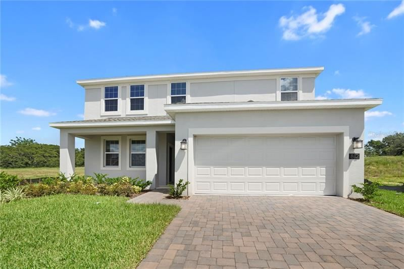 812 CARMILLION COURT, Groveland, FL 34736 - #: T3224375