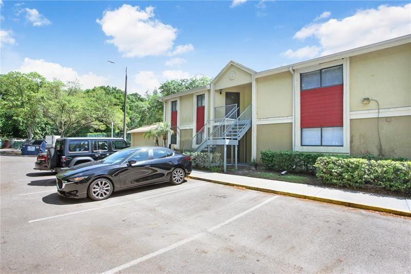 7504 TIMBERSTONE DRIVE #E, Tampa, FL 33615 - MLS#: U8121375