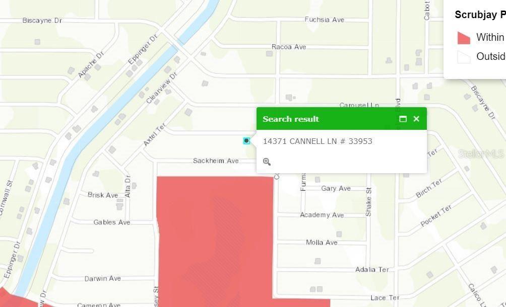 Photo of 14371 CANNELL LANE, PORT CHARLOTTE, FL 33953 (MLS # D6117376)