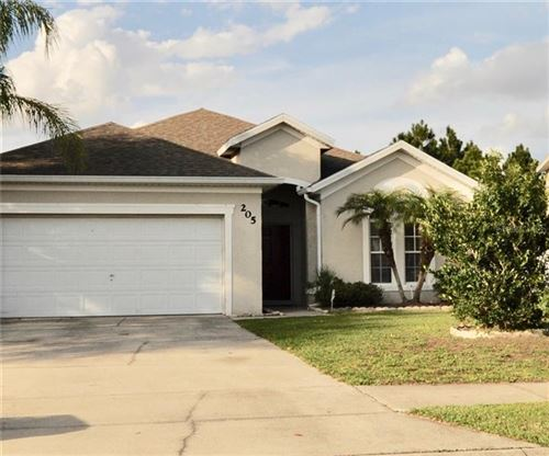 Photo of 205 MAGICAL WAY, KISSIMMEE, FL 34744 (MLS # S5048377)