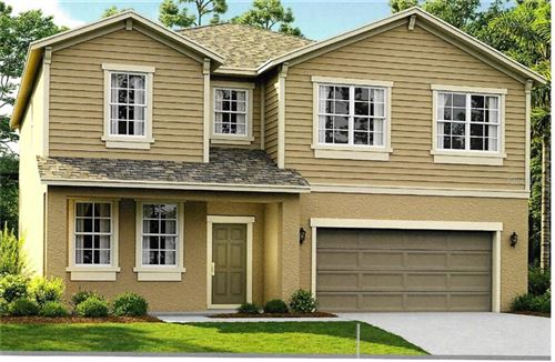 Photo of 5215 AUTUMN RIDGE DRIVE, WESLEY CHAPEL, FL 33545 (MLS # T3258377)