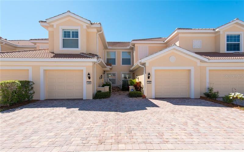 1286 BURGOS DRIVE #1103, Sarasota, FL 34238 - #: A4468377