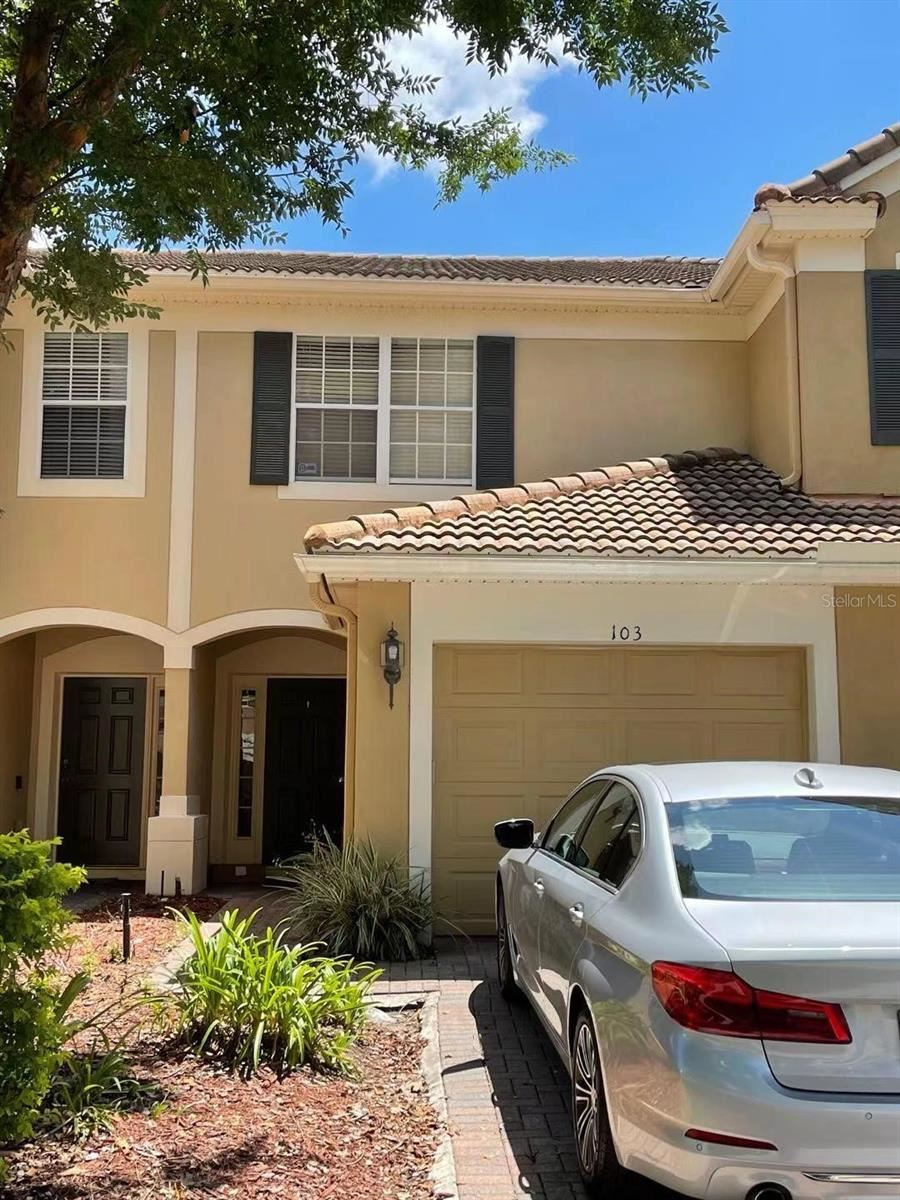 6396 DAYSBROOK DRIVE #103, Orlando, FL 32835 - #: O5960377