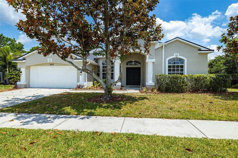 1838 RIDGELAKE COURT, Wesley Chapel, FL 33543 - MLS#: U8122377