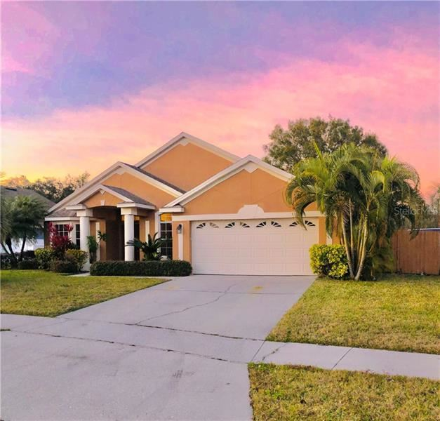Photo of 2697 GOLD DUST CIRCLE, KISSIMMEE, FL 34744 (MLS # S5045378)