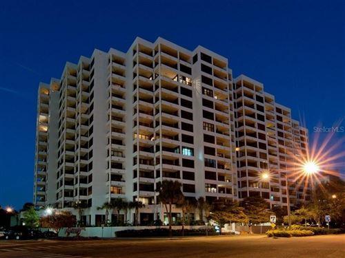 Photo of 1255 N GULFSTREAM AVENUE #505, SARASOTA, FL 34236 (MLS # A4512379)