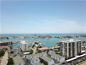 Photo of 255 DOLPHIN POINT #408, CLEARWATER BEACH, FL 33767 (MLS # U8047379)