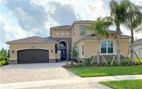 Photo of 2261 HOLLOW FOREST COURT, WESLEY CHAPEL, FL 33543 (MLS # J913380)