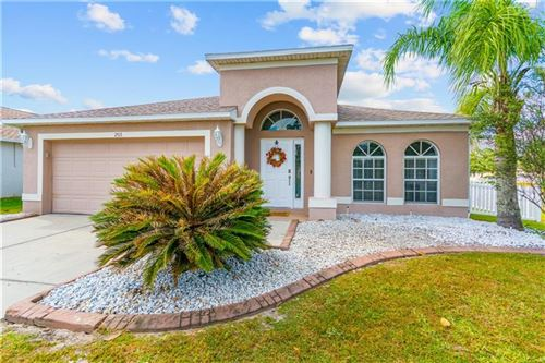 Photo of 7513 CANAL POINT COURT, WESLEY CHAPEL, FL 33545 (MLS # T3274380)