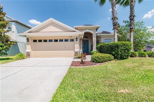 Photo of 3104 GRANITE RIDGE LOOP, LAND O LAKES, FL 34638 (MLS # T3304380)
