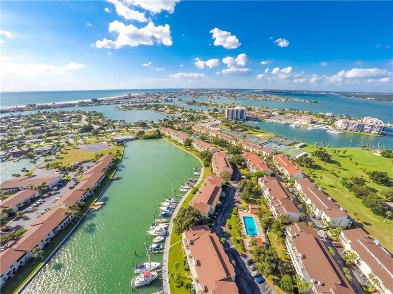 408 SANDY HOOK ROAD #408, Treasure Island, FL 33706 - #: U8092381