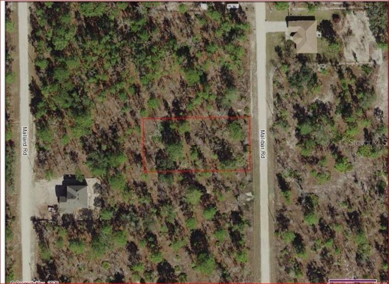 Photo of 18089 MALIBAR ROAD, WEEKI WACHEE, FL 34614 (MLS # W7823381)