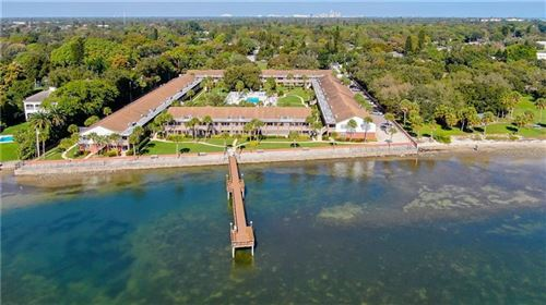 Photo of 650 PINELLAS POINT DRIVE S #119, ST PETERSBURG, FL 33705 (MLS # U8105382)