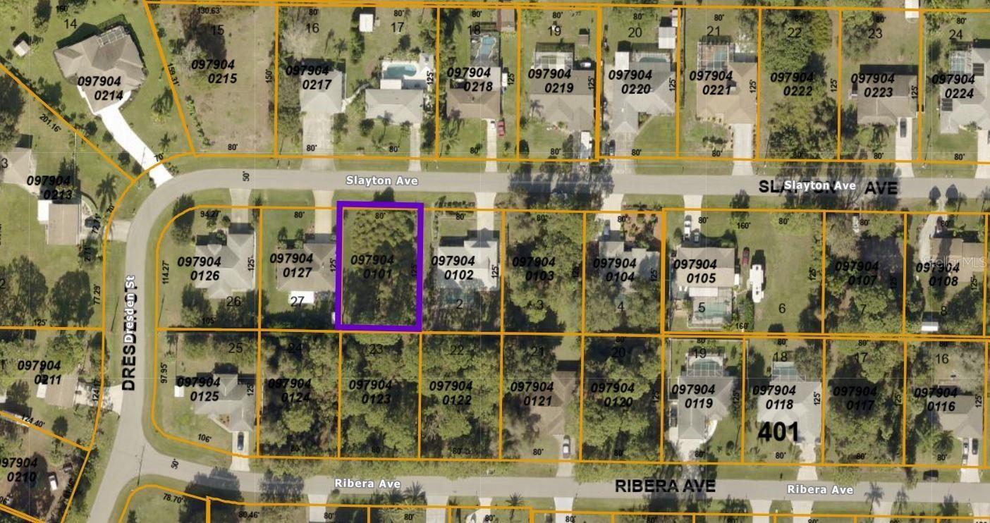 Photo of 0979040101 SLAYTON AVENUE, NORTH PORT, FL 34286 (MLS # A4504382)