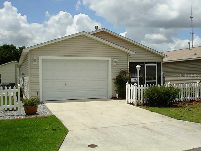 1264 JONESVILLE TERRACE, The Villages, FL 32162 - MLS#: G5040382