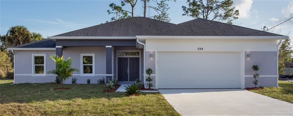 Lot 12 JACOBY CIRCLE, North Port, FL 34288 - #: T3299382