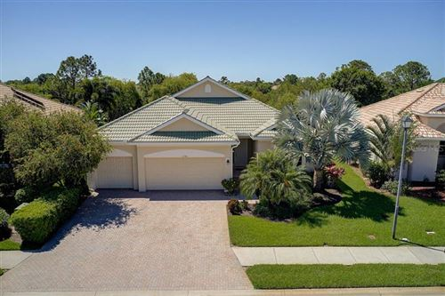 Photo of 11786 GRANITE WOODS LOOP #3, VENICE, FL 34292 (MLS # A4464383)