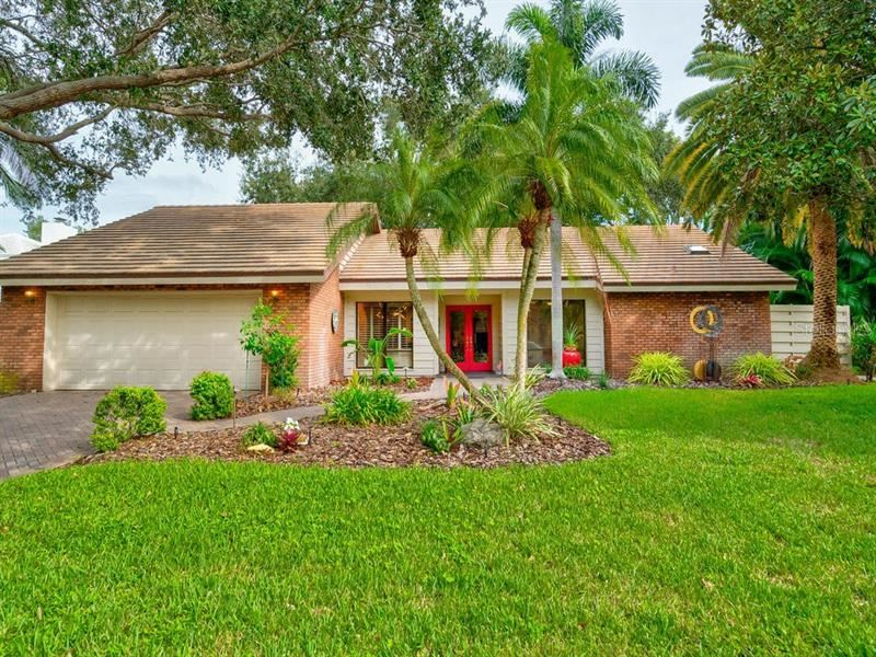 Photo of 4785 PINE HARRIER DRIVE, SARASOTA, FL 34231 (MLS # A4451383)