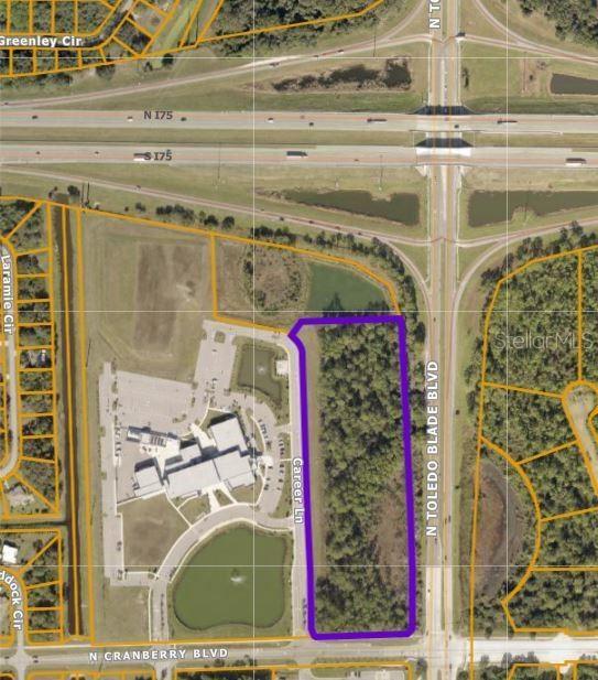 Photo of 4820 CAREER LANE, NORTH PORT, FL 34289 (MLS # C7437383)
