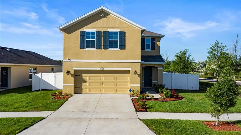 10136 MANGROVE WELL ROAD, Sun City Center, FL 33573 - #: T3304383