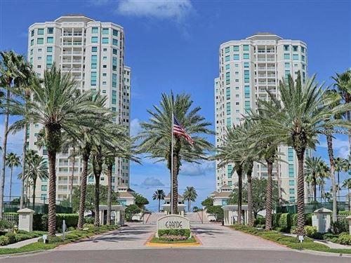 Photo of 1170 GULF BOULEVARD #1403, CLEARWATER, FL 33767 (MLS # U8103384)