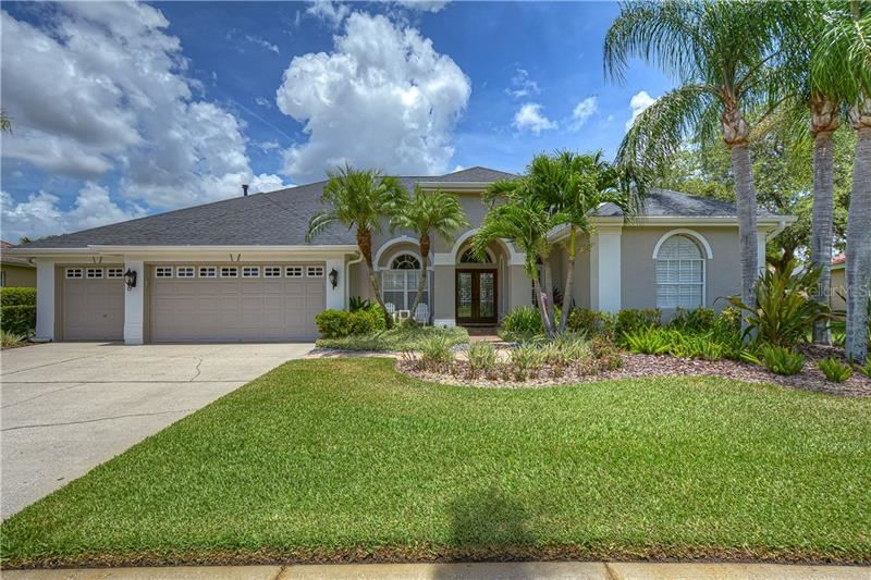 12107 CLEAR HARBOR DRIVE, Tampa, FL 33626 - MLS#: T3252384