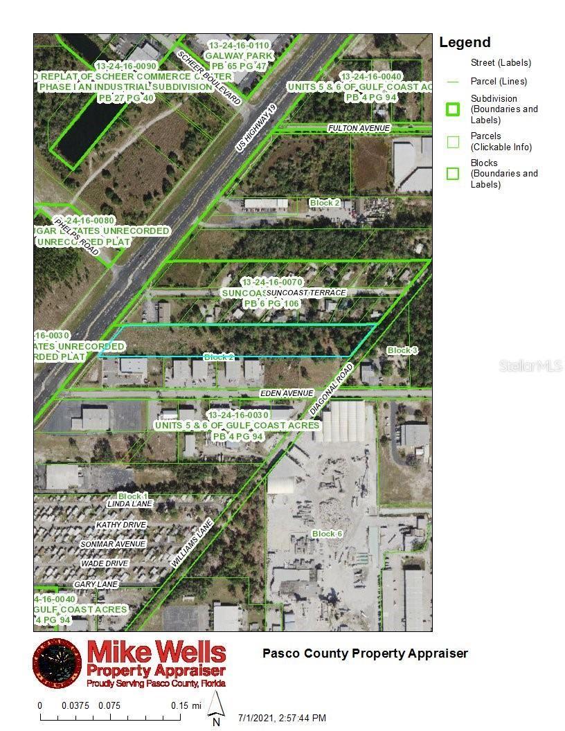 0 COMMERCIAL WAY, Hudson, FL 34667 - #: W7835384