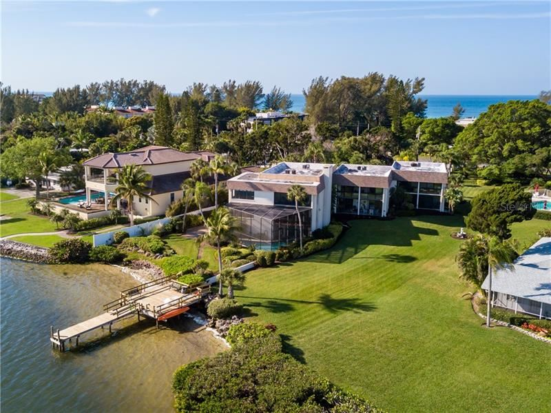 Photo of 5210 GULF OF MEXICO DRIVE #201, LONGBOAT KEY, FL 34228 (MLS # A4463387)