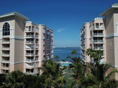 Photo of 4951 BACOPA LANE S #102, ST PETERSBURG, FL 33715 (MLS # T3286388)