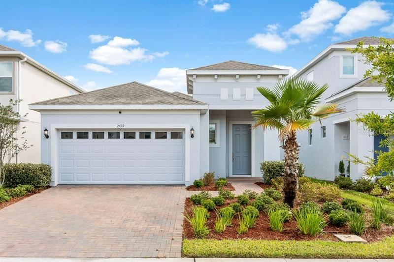 Photo of 2729 PICASSO COURT, KISSIMMEE, FL 34743 (MLS # O5866388)