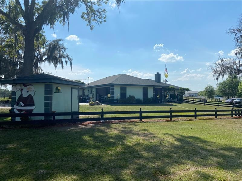 Photo for 18600 NE 5TH TERRACE ROAD, CITRA, FL 32113 (MLS # OM617388)