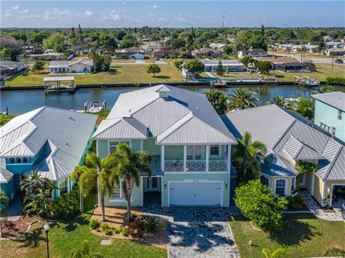 Photo of 572 BIMINI BAY BOULEVARD, APOLLO BEACH, FL 33572 (MLS # T3234389)