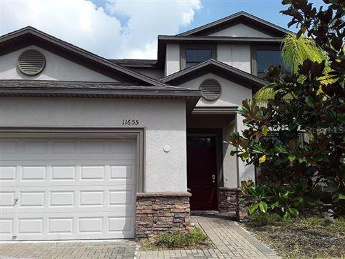 Photo of 11655 CRESTRIDGE LOOP, TRINITY, FL 34655 (MLS # O5857390)