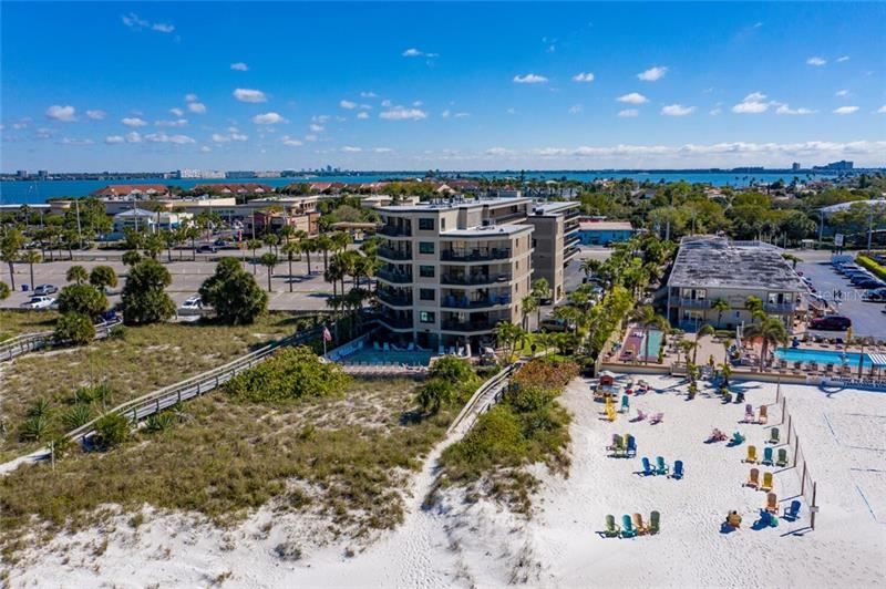 4510 GULF BOULEVARD #306, Saint Pete Beach, FL 33706 - MLS#: U8115390